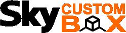 SKy Custom Box & Stickers